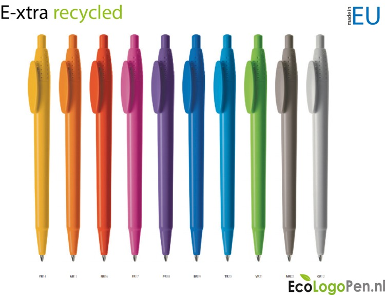 Extra recyclede pen